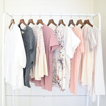 Closet Staples & How to Mix and Match