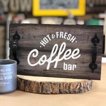 Coffee Bar Mini Tray