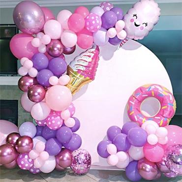 Balloon Garland 101