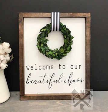 Modern Farmhouse Sign