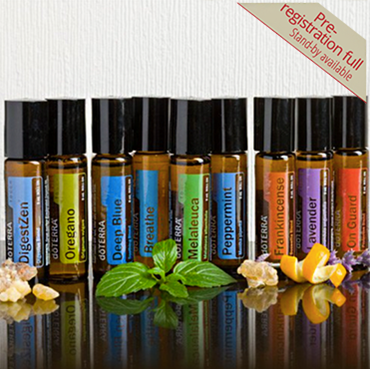 Make & Take Rollerball Remedies