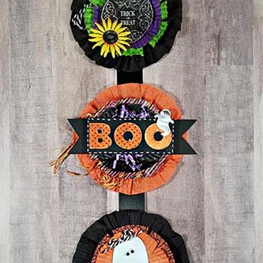 Frightfully Fun Halloween Banner