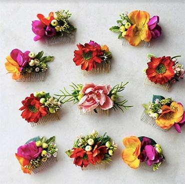 Flower Barrett DIY