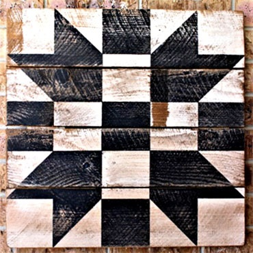 How to Paint a Barn Quilt
