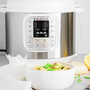 Instant Pot Family Meal Planning